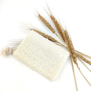 Натуральная мочалка из люффы для лица